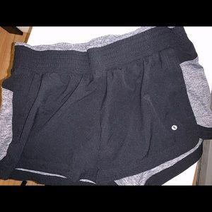 Women's xersion running shorts